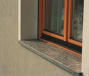 Parapety venkovní keramické
